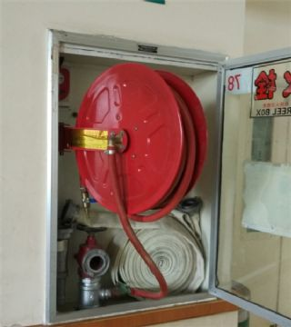 EYCOM high pressure pipe for fire hose and fire reel
