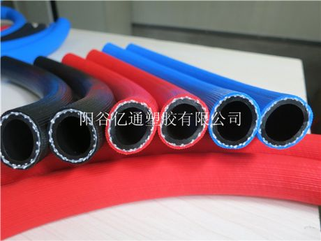 Five layers of braided high pressure hose, oxygen pipe, acetylene pipe 8*15mm