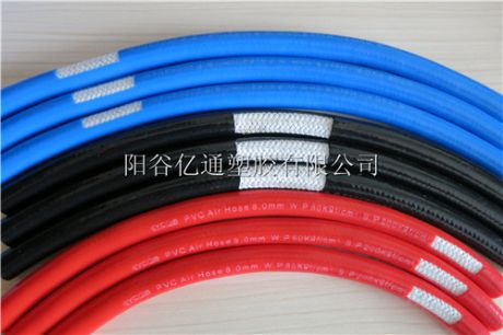 Shandong manufacturers sell oxygen pipes, acetylene pipes and air pipes directly